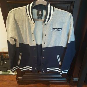 Seahawks college coat